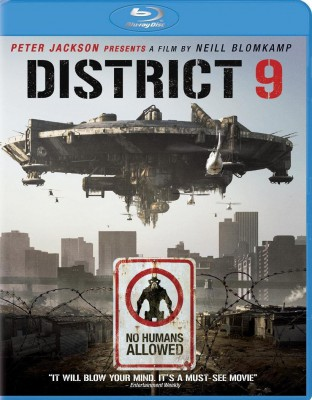 district 9 - the movie